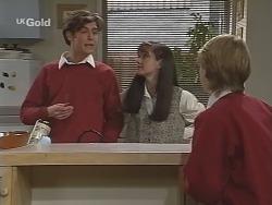 Malcolm Kennedy, Susan Kennedy, Danni Stark in Neighbours Episode 2464