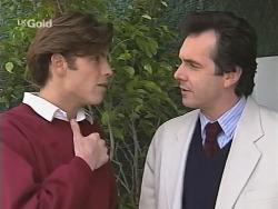 Malcolm Kennedy, Karl Kennedy in Neighbours Episode 2464