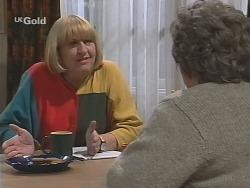 Angie Rebecchi, Marlene Kratz in Neighbours Episode 2464