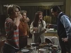 Billy Kennedy, Libby Kennedy, Susan Kennedy, Karl Kennedy in Neighbours Episode 2465