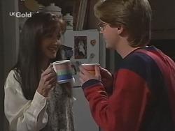 Susan Kennedy, Brett Stark in Neighbours Episode 2465