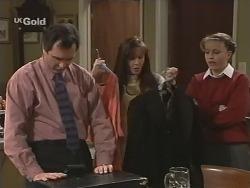 Karl Kennedy, Susan Kennedy, Libby Kennedy in Neighbours Episode 2465