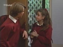 Billy Kennedy, Hannah Martin in Neighbours Episode 2465