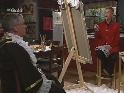 Lou Carpenter, Helen Daniels in Neighbours Episode 2465