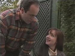 Philip Martin, Susan Kennedy in Neighbours Episode 2465