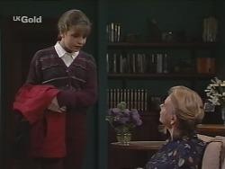 Hannah Martin, Helen Daniels in Neighbours Episode 2465