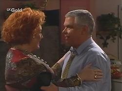 Cheryl Stark, Lou Carpenter in Neighbours Episode 2487