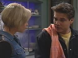 Joanna Hartman, Mark Gottlieb in Neighbours Episode 2487