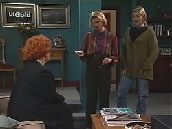 Cheryl Stark, Helen Daniels, Jen Handley in Neighbours Episode 2487