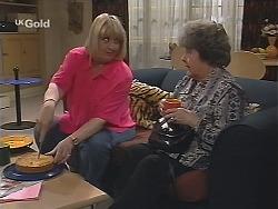 Angie Rebecchi, Marlene Kratz in Neighbours Episode 2487