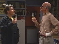 Mark Gottlieb, Alf Taylor in Neighbours Episode 2488