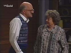 Colin Taylor, Marlene Kratz in Neighbours Episode 2488