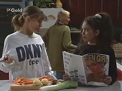 Hannah Martin, Jen Handley, Zoe Tan in Neighbours Episode 2488