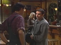 Sam Kinsey, Annalise Hartman, Stonie Rebecchi in Neighbours Episode 2488