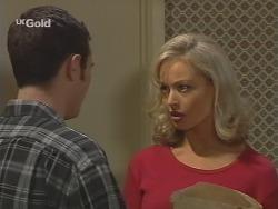Stonie Rebecchi, Annalise Hartman in Neighbours Episode 2488