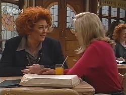 Cheryl Stark, Annalise Hartman in Neighbours Episode 2488