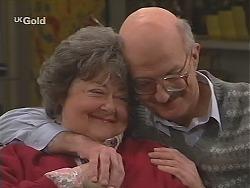 Marlene Kratz, Colin Taylor in Neighbours Episode 2488