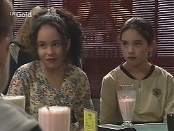 Phoebe Boyd, Zoe Tan in Neighbours Episode 2488