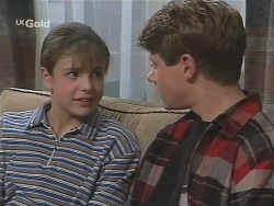 Hannah Martin, Lance Wilkinson in Neighbours Episode 2488