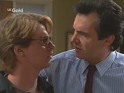 Brett Stark, Karl Kennedy in Neighbours Episode 2489