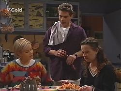 Joanna Hartman, Mark Gottlieb, Cody Willis in Neighbours Episode 2489