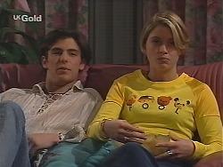 Malcolm Kennedy, Danni Stark in Neighbours Episode 2489