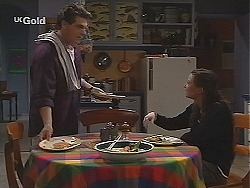 Mark Gottlieb, Cody Willis in Neighbours Episode 2489