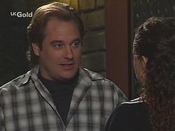 Adrian Ewart, Cody Willis in Neighbours Episode 2489