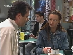 Karl Kennedy, Cody Willis in Neighbours Episode 2490
