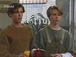 Malcolm Kennedy, Billy Kennedy in Neighbours Episode 2490