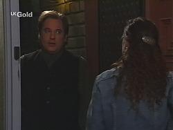 Adrian Ewart, Cody Willis in Neighbours Episode 2490
