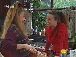 Hannah Martin, Cody Willis in Neighbours Episode 2490