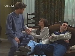 Malcolm Kennedy, Susan Kennedy, Karl Kennedy in Neighbours Episode 2490