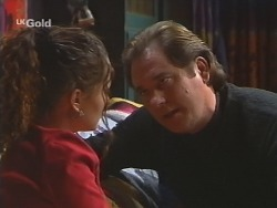 Cody Willis, Adrian Ewart in Neighbours Episode 2491
