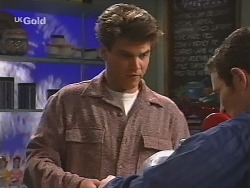 Mark Gottlieb, Stonie Rebecchi in Neighbours Episode 2491