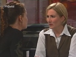 Cody Willis, Jen Handley in Neighbours Episode 2491