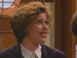 Caroline Sinclair in Neighbours Episode 2491