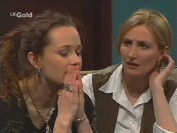 Cody Willis, Jen Handley in Neighbours Episode 2491
