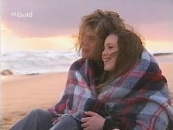 Sonny Hammond, Libby Kennedy in Neighbours Episode 2491