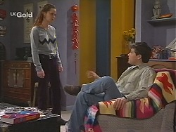 Cody Willis, Mark Gottlieb in Neighbours Episode 2492