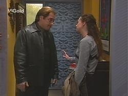 Adrian Ewart, Cody Willis in Neighbours Episode 2492