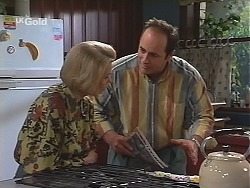 Helen Daniels, Philip Martin in Neighbours Episode 2492
