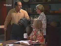 Philip Martin, Helen Daniels, Jen Handley in Neighbours Episode 2493