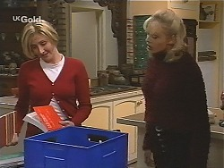 Jen Handley, Annalise Hartman in Neighbours Episode 2493