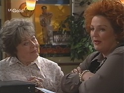 Marlene Kratz, Cheryl Stark in Neighbours Episode 2493