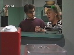 Mark Gottlieb, Angie Rebecchi in Neighbours Episode 2493