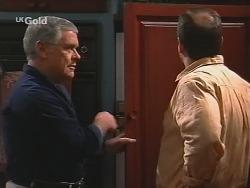 Lou Carpenter, Philip Martin in Neighbours Episode 2494