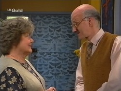 Marlene Kratz, Colin Taylor in Neighbours Episode 2494