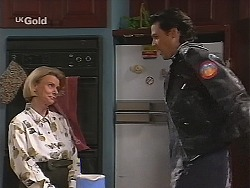 Helen Daniels, Sam Kratz in Neighbours Episode 2494