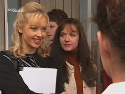 Annalise Hartman, Susan Kennedy, Manuela De Ferriera in Neighbours Episode 2494